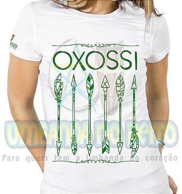 Baby Look Oxossi Flechas