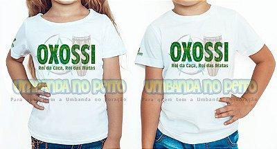 Camiseta Infantil Rei da Caça, Rei das Matas