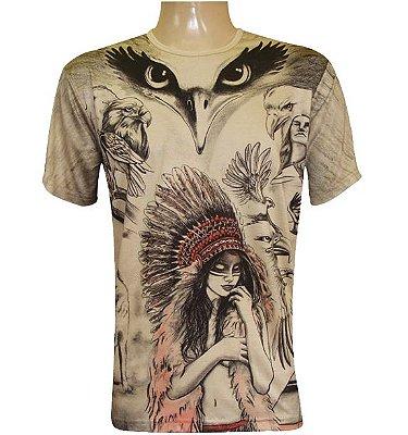 Camiseta India Viscose