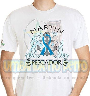 Camiseta Martin Pescador