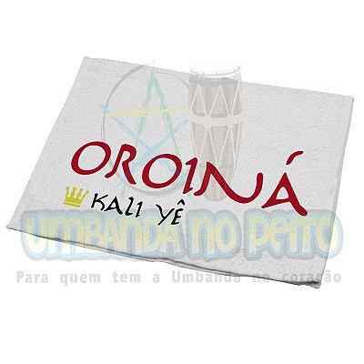 Toalha Oroiná