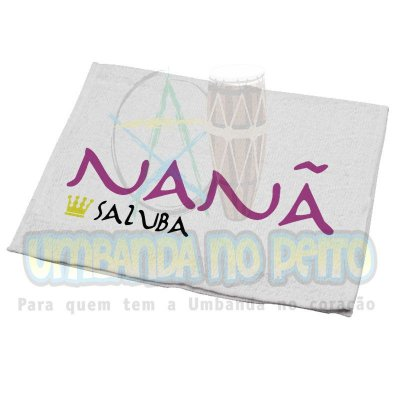 Toalha Nanã