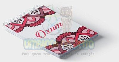 Bloquinho Oxum