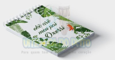 Bloquinho Oxossi