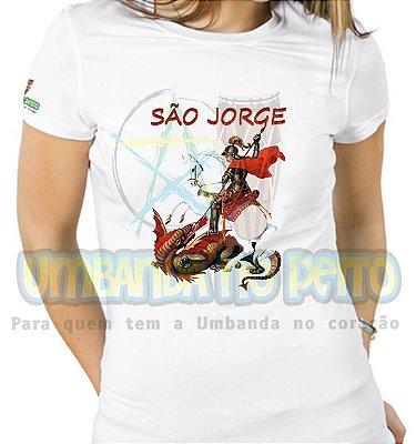 Baby Look São Jorge (TAM M)