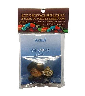Kit Pedras para Prosperidade