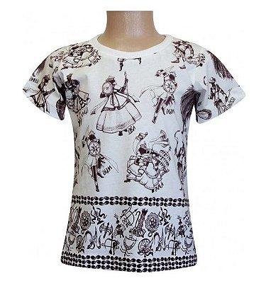 Camiseta Infantil Orixás
