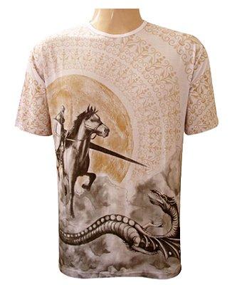 Camiseta Lua de São Jorge Viscose