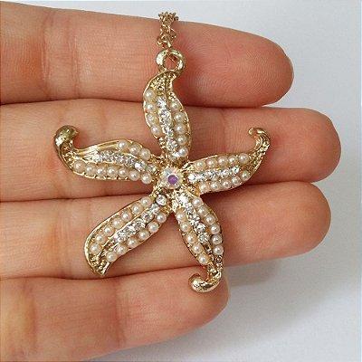 Colar Estrela do Mar