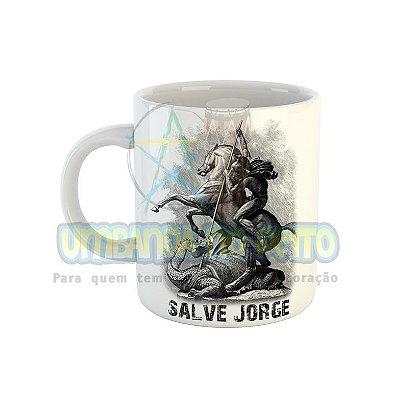 Caneca Cavaleiro Jorge