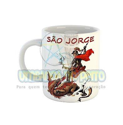 Caneca São Jorge