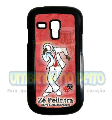 Case Zé Pelintra Galaxy S3 Mini