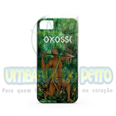 Case Oxossi iPhone 5C