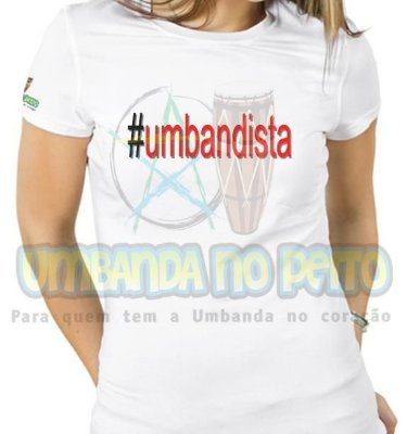 Baby Look #Umbandista