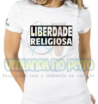 Baby Look Liberdade