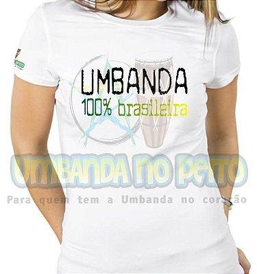 Baby Look Religião Brasileira