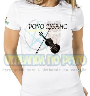 Baby Look Povo Cigano