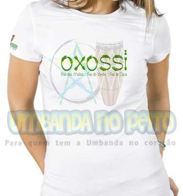 Baby Look Pai Oxossi