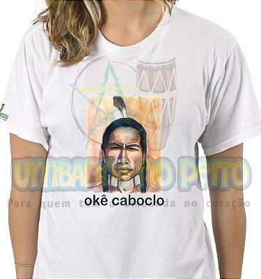 Camiseta Okê Caboclo
