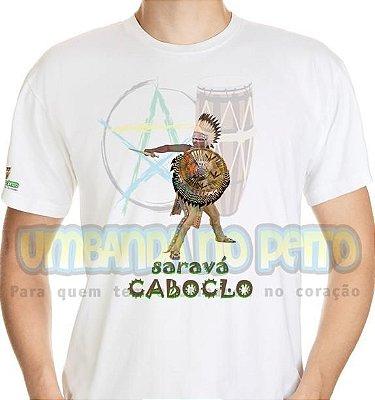 Camiseta Saravá Caboclo II