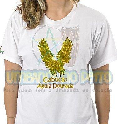 Camiseta Águia Dourada