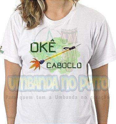 Camiseta Flecha de Caboclo