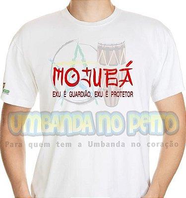 Camiseta Exu é Guardião, Exu é Protetor