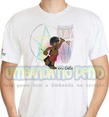Camiseta Exu Kids