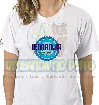 Camiseta Iemanjá, Rainha do Mar