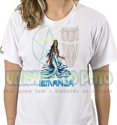 Camiseta Iemanjá Coleção Orixás