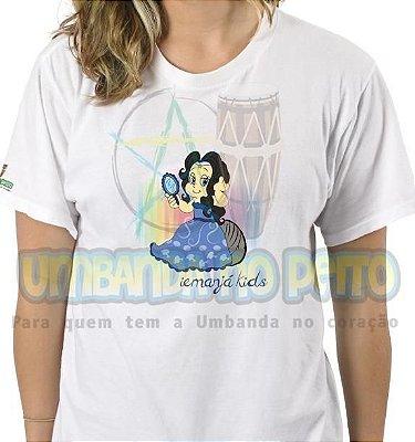 Camiseta Iemanjá Kids
