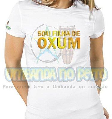 Baby Look Sou Filha de Oxum