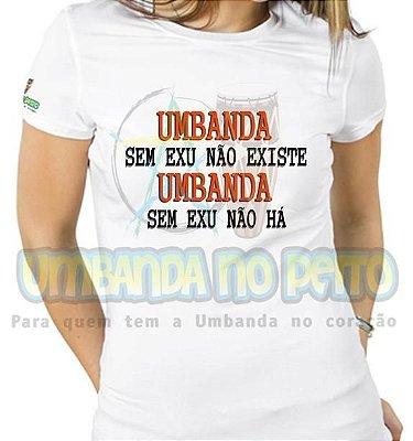 Baby Look Umbanda Sem Exu Não Existe