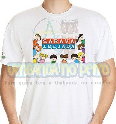 Camiseta Criançada