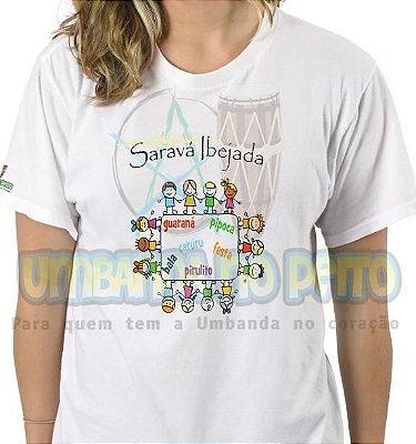 Camiseta Festa de Cosme e Damião