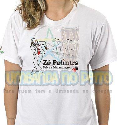Camiseta Zé Pelintra na Lapa