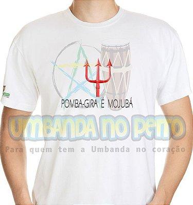 Camiseta Tridente Pomba-Gira
