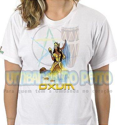 Camiseta Oxum Coleção Orixás