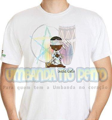 Camiseta Oxalá Kids