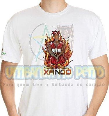 Camiseta Xangô Coleção Orixás