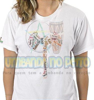 Camiseta Xangô Papai