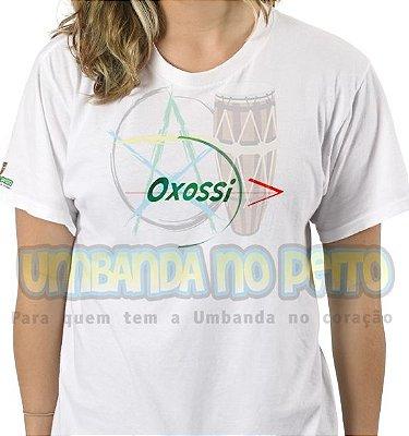Camiseta Saravá Oxossi