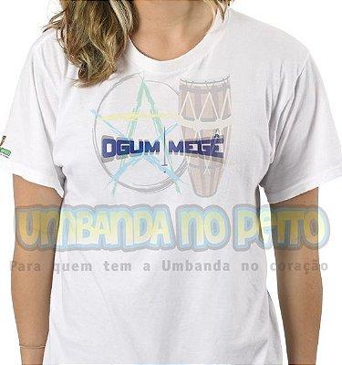 Camiseta Ogum Megê