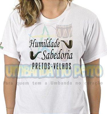 Camiseta Humildade e Sabedoria