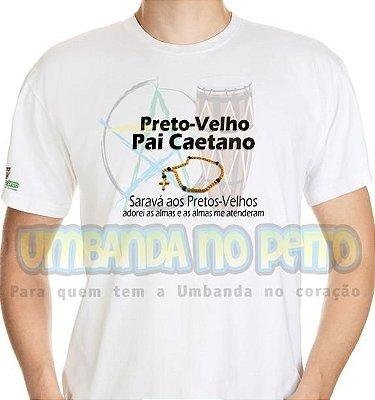 Camiseta Pai Caetano