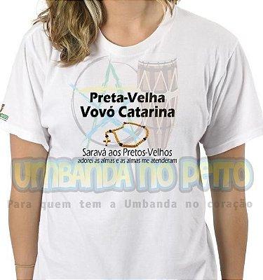 Camiseta Vovó Catarina