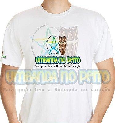 Camiseta Umbanda No Peito