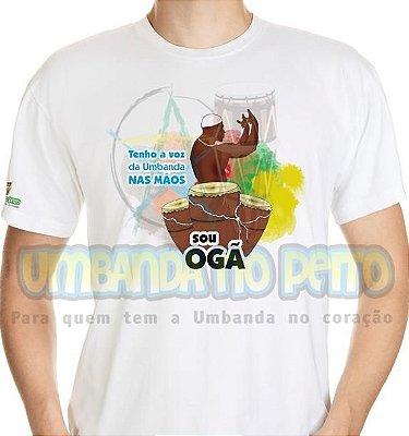 Camiseta Sou Ogã