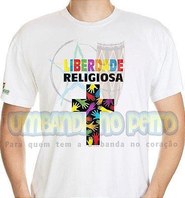 Camiseta Sim a Liberdade Religiosa