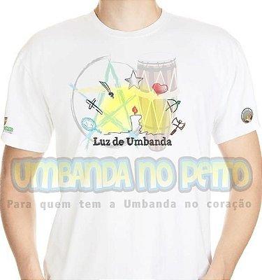 Camiseta Luz de Umbanda